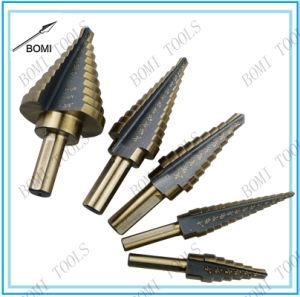 5PCS HSS Cobalt Multiple Hole 50 Sizes Step Drill Bit pictures & photos