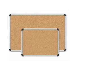 Lb-0312 Aluminum Framed Soft Cork Board Bulletin Board for Sale pictures & photos