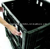 1000 X 1200 X 863 Large Folding Plastic Pallet Container