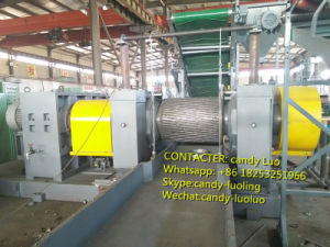 Tire Cracker Mill Machine & Rubber Crusher Machine for Wast Rubber pictures & photos