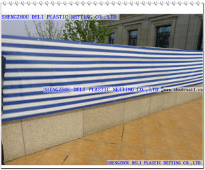 Balcony Privacy Screen Made From HDPE pictures & photos