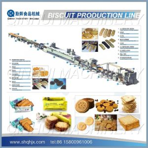 Full Automatic Biscuits Production machine pictures & photos