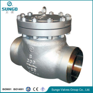10 Inch Stainless Steel Check Valve pictures & photos