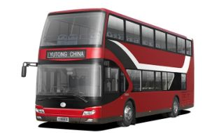 Large Size City Bus, Double Deak (2 floor) , 12m