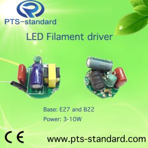 2W/3W/4W/5W/6W/7W/8W E14 LED Driver for Filament Bulb with EMC pictures & photos