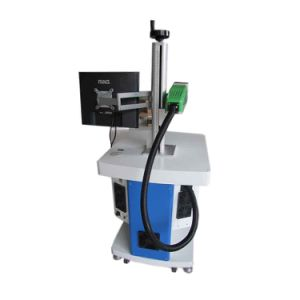 High Quality 30W Fiber Laser Marking Machine for Metal Marking pictures & photos