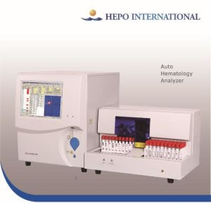 5-Diff 30 Parameters Full Automatic Hematology Analyzer (HP-HEMA8000B) pictures & photos