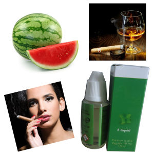 Premium Watermelon E Cigarettes Liquid, 10ml/ 15ml/ 20ml E-Liquid pictures & photos