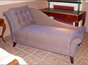 Lounge Chaise/Hotel Bedroom Furniture/Leisure Chair (GLL-002) pictures & photos