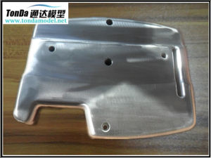 Anodized Machining CNC Machined Parts for Auto Parts pictures & photos