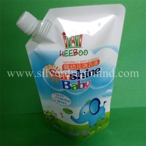 Kinds of Doypack with Spout for Juice, Wine, Milk pictures & photos