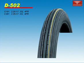 Diamond Brand Motorcycle Tyre pictures & photos