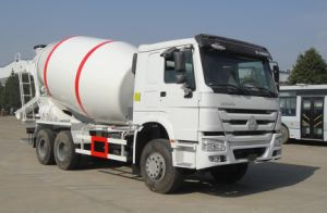 HOWO 6*4 8/9m3 Concrete Mixer Truck pictures & photos