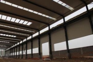 Large Span Steel Structure Builidng with CE Certificate pictures & photos