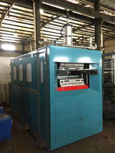 Yxtl 750mm*350mm Plastic Cup Making Machine, Cam Structure Thermoforming Machine, Plastic Cup/Bowl/Box/Container/Tray Making Machine pictures & photos