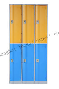 China Factory 2016 Good Quality ABS Plastic Locker Made in China pictures & photos
