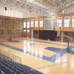 Indoor/Outdoor PVC Sports Flooring /Basketball Floor pictures & photos