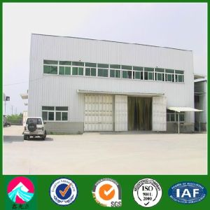 Two Storey Steel Structure Building with Office Area (XGZ-SSW 272) pictures & photos