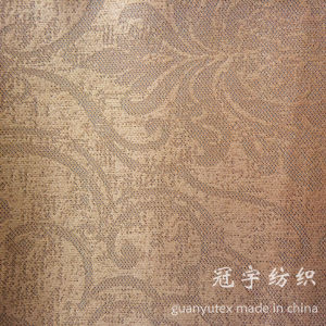 Nylon Corduroy Fabric with Backing Embossed for Upholstery pictures & photos