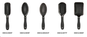 Professional Plastic Hair Brush for Women (008) pictures & photos