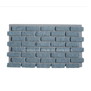 Brick Wall Art Decoration Artificial PU Culture Stone (WHS006-IMP-C5) pictures & photos