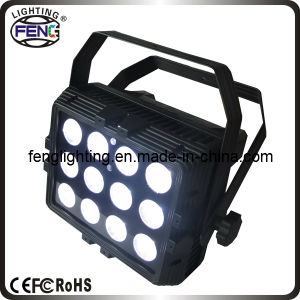 15W LED Light Source RGBWA UV IP65 Waterproof LED Light PAR Can Garden Light