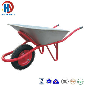 European Model Wheel Barrow (WB-6408) pictures & photos