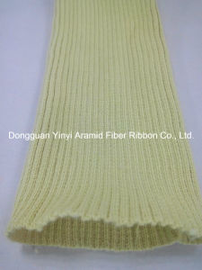 Flame Retardant and High Temperature Resistant Hollow Aramid Fiber Sleeve pictures & photos