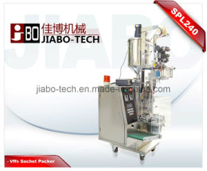 Vertical Cosmetic and Conditioner Packing Machine (SPL240T) pictures & photos