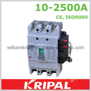 100A Industrial MCCB Circuit Breaker (UKM30-100S) pictures & photos