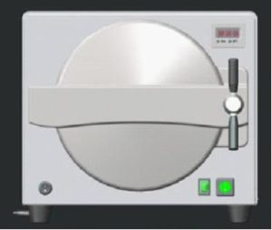 Hot Sale Taiwan Triumph 18L Dental Autoclave (TR250N) pictures & photos