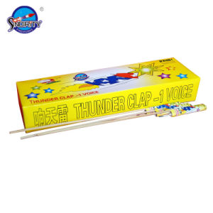 Sf-R1008-1 Thunder Clap-1 Voice Rocket Fireworks pictures & photos