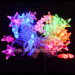 LED Decorative Star Loop Lights (LDS-Star-20) pictures & photos