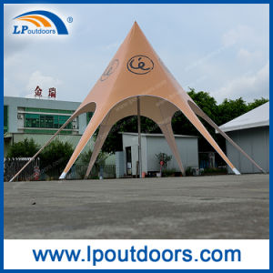 Outdoor Promotion Printed Star Shade Tent for Sale pictures & photos