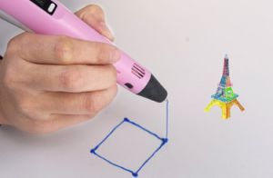 Yiwu 2017 Newest 3D Digital Pen with LED Screen dB3X pictures & photos