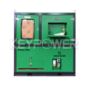 1000kw 3 Phase Resistive Load Bank (portable type) for Generator Testing pictures & photos
