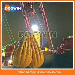 Davit Load Test Water Weight Bags Certificated by Drop Test pictures & photos