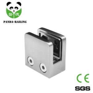 Zamak Small Square Glass Clamp/Glass Clip/Handrail Fittings pictures & photos
