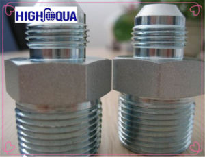 Carbon Steel Hydraulic Adaptor Fitting pictures & photos