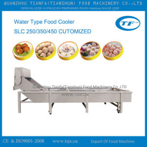 Stainless Steel Continuous Food Cooler