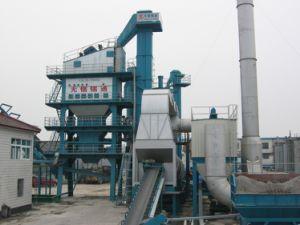 Fixed Asphalt Mixing Plant (QLB-4000)