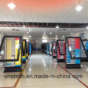 One Side Scrolling Other Side Static Water-Proof City LED Lightbox Construction pictures & photos