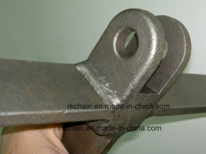 Scraper Conveyor Chain with Welded Plate for Conveying System pictures & photos