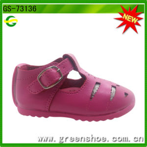 New Arrival Fancy Baby Girl Shoes 2014 pictures & photos