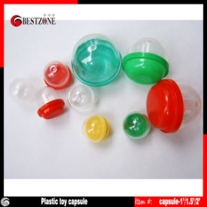 Plastic Toy Capsules for Vending Machine pictures & photos