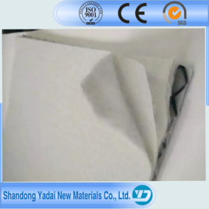 HDPE Geomembrane in Construction (two cloth and one film) pictures & photos