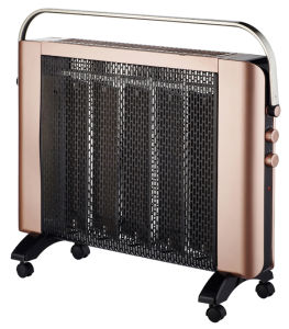 2200W Deluxe Mica Heater (DL-19)