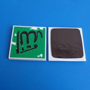 3D PVC Green Eco-Friendly Fridge Magnets pictures & photos