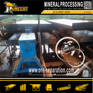 Mining Equipment Gravity Separator Shaking Table Gold Washing Machine Factory