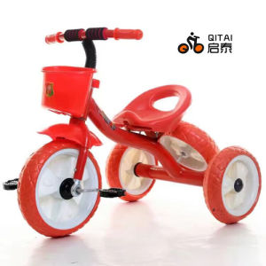 Simple Baby Tricycle Three Wheeler Trike pictures & photos